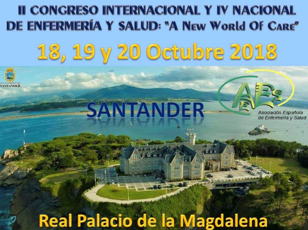 II Congreso Internacional y V Nacional de Enfermería y Salud