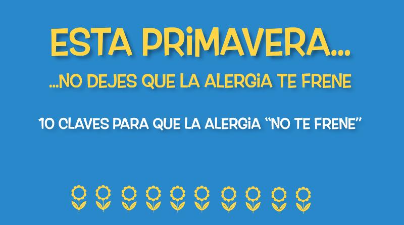 Campaña CGE Alergias 2018