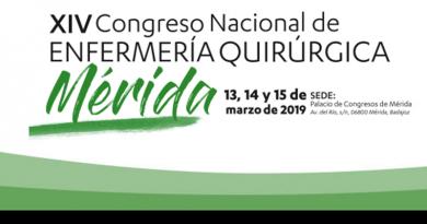 XIV Congreso Nacional de Enfermería Quirúrgica