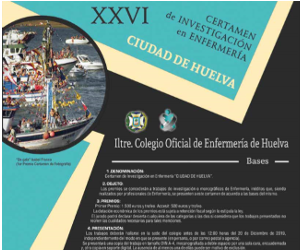 XXVI Certamén de Investigación Ciudad de Huelva