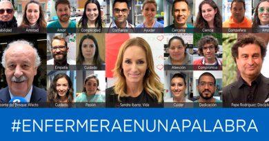#EnfermeraEnUnaPalabra