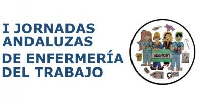 I Jornadas Andaluzas de enfermería del Trabajo